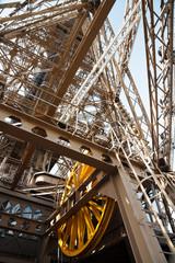 ingranaggi dellaTour Eiffel