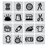 sewing equipment icon