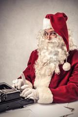 Christmas journalist