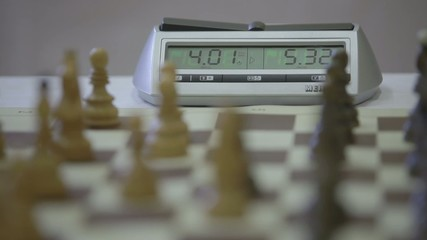 Chess clock