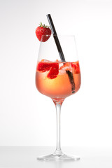 Lillet Wildberry Aperitif
