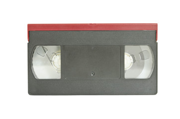 The black-red VDO tape