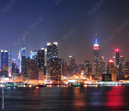 Fototapeten,new york,new york city,manhattan,skyline