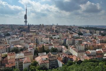 Zizkov Television Tower, Prague