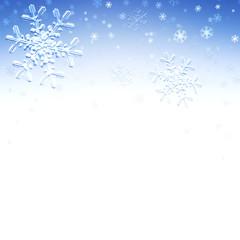 Schneeflocken Hintergrund 1