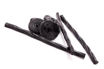 Licorice Spirals And Sticks