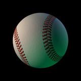 3d cgi baseball poster