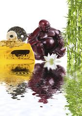 bouddha chinois, symbole de la fortune