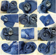 Roll jeans