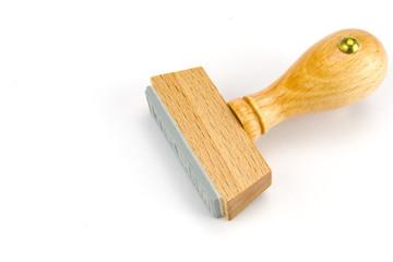 Holzsttempel