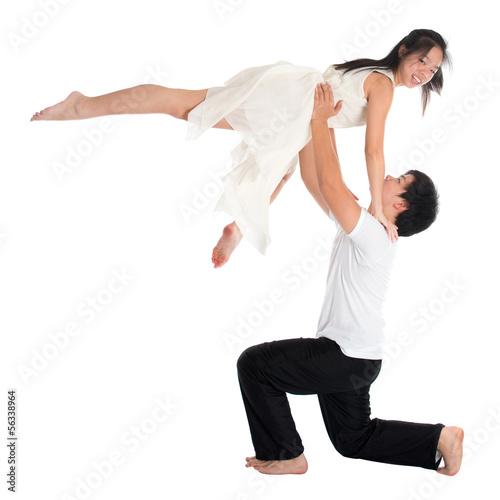 Fototapeten,aktion,erwachsen,aerobic,kunst