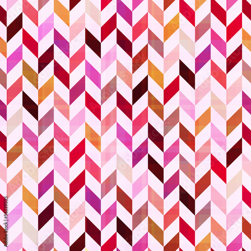 seamless geometric chevron pattern
