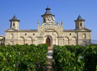 Château en Gironde
