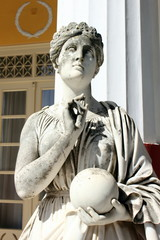 Urania, Greek Muse of Astronomy
