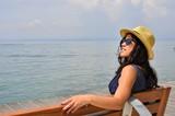 Entspannen am Ufer