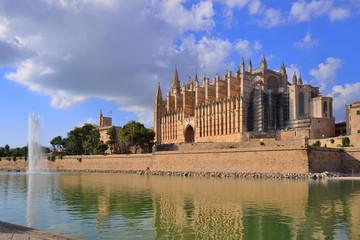 La Seu Kathedrale Palma de Mallorca