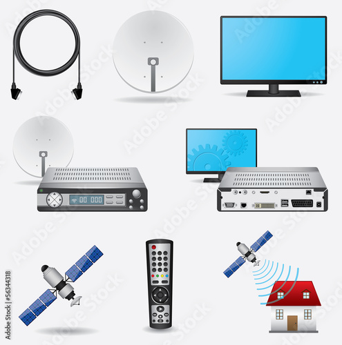 Satellite TV system