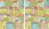 City Differences Visual Game