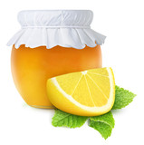 Honey and lemon (natural anti flu medicine)
