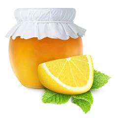 Honey and lemon (natural anti flu medicine)