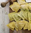 Homemade Ravioli Assortment