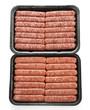 Raw Sausage Links