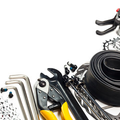 Bicycle tools and spares