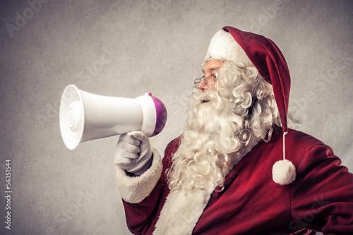 Christmas notice