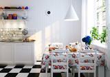 Wohnküche in Skaninavien - scandinavian style kitchen