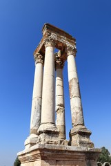 Tetrapylon, Anjar