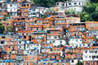 Favela, Brazilian slum in Rio de Janeiro - 56358582