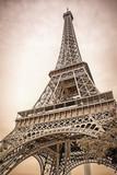 Fototapeta Eiffel Tower, Paris, France