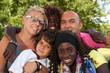 Multi etnic family - 56359700