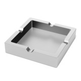 square ashtray