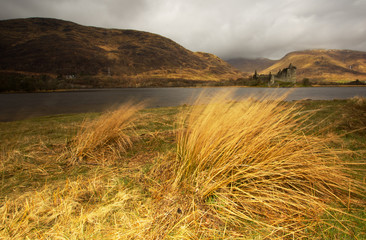 Kilchurn Castle Highlands Scotland