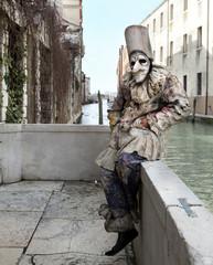 Pulcinella naulitsa of Venice