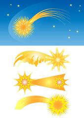 Comete e Cielo