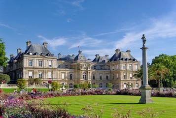 Sénat, Jardin du Luxembourg, Paris, France