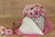 Herz mit Chrysanthemen