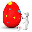Easter Egge Manikin