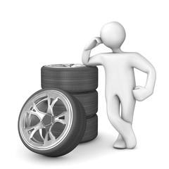 Manikin Tires