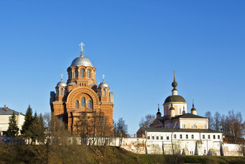 Hotkov monastery, Russia