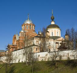 Russia, Hotkov monastery