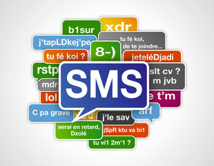bulles sms