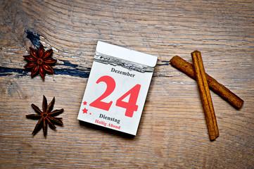 24. 12 Weihnachten