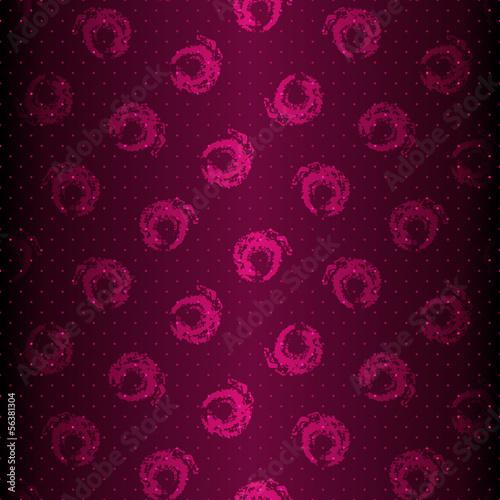 Seamless purple shiny pattern