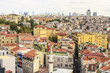 İstanbul city view - Turkey travel architecture background