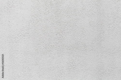 Abstract background texture of white stucco wall
