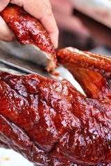 Roasted duck - Chinese food