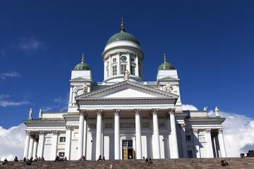 Helsinki Cathedral in Helinksi - Finland - Europe